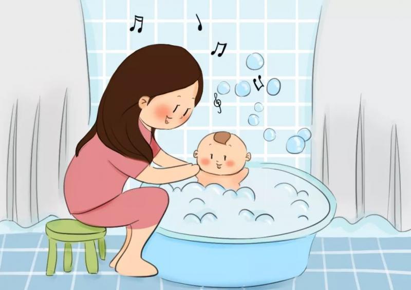 寒冬5不洗,再脏也不能让孩子洗澡!