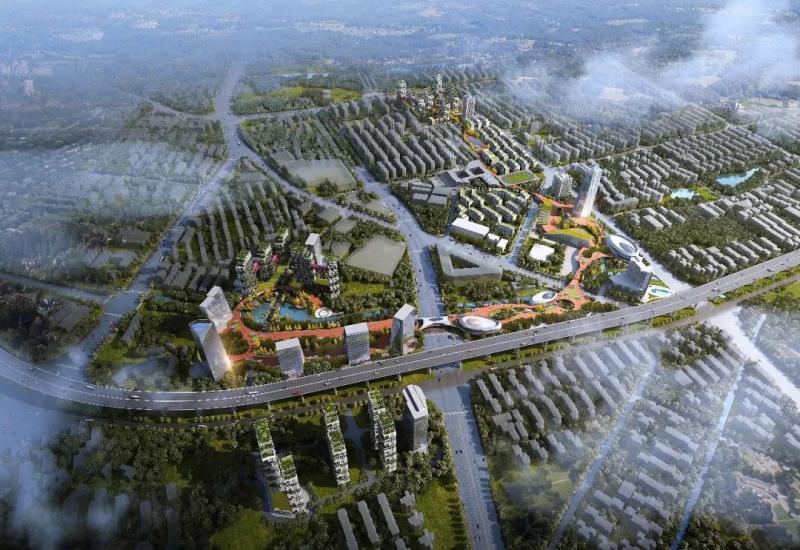 杭州未来社区建设新进展!2021年年底争创15个省级试点,2022年全面推广!图3