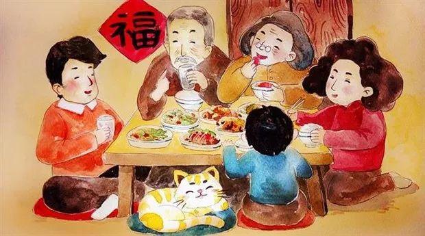 杭州美味年货地图,帮你回忆最传统的年味儿!图1