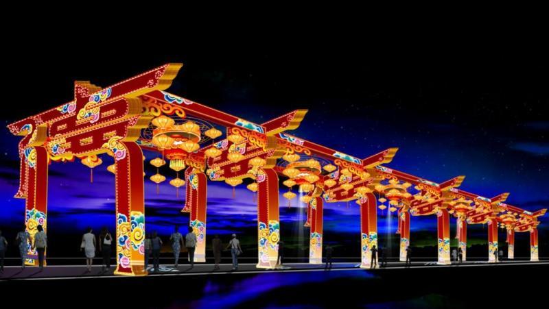 2020年乌镇新春水灯会即将在1月17日盛装归来!