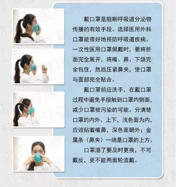 如何预防新型冠状病毒感染的肺炎?这些要注意!