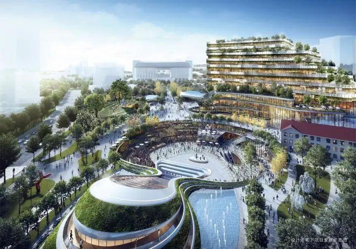 杭州未来的城市新地标——杭州新世界K11