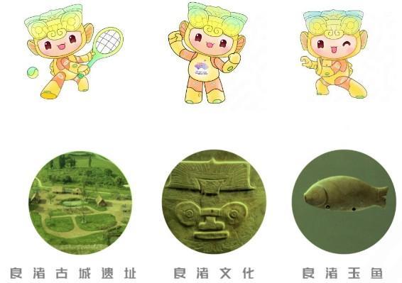 杭州2022年第19届亚运会吉祥物正式向全球发布!图3