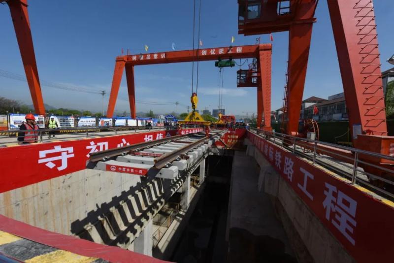 杭富城际铁路又有新进展!计划今年年底具备开通条件,有哪些站?