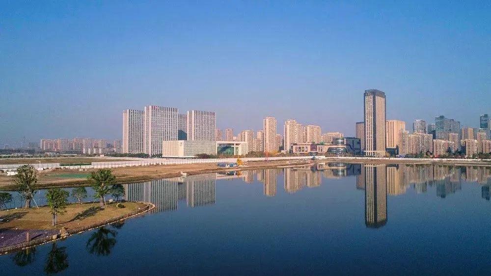"""杭州钱塘新区""""一周岁""""了!这些变化你感受到了吗?"""
