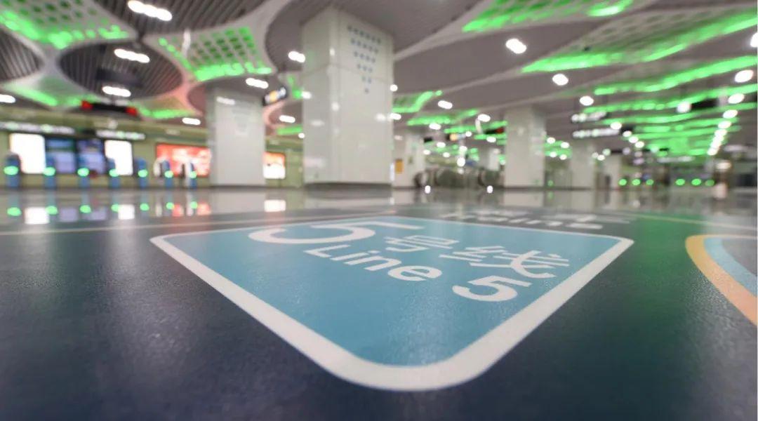 杭州地铁5号线即将开通,官方站点图来了!图2