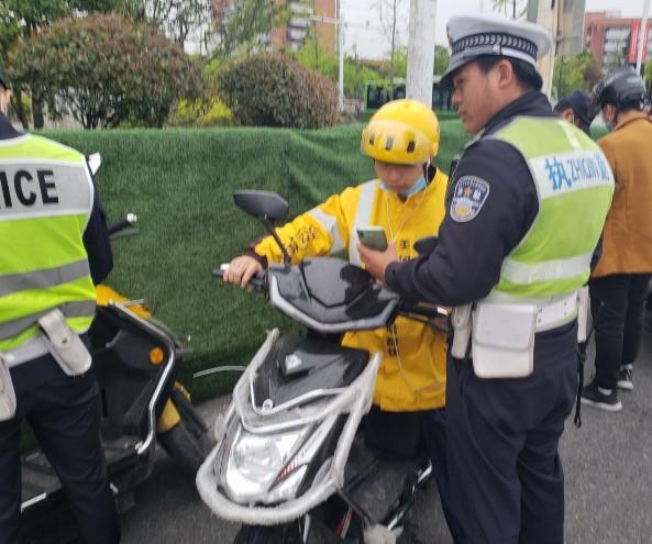 针对电动自行车交通安全问题,杭州将开展为期2年的专项治理工作