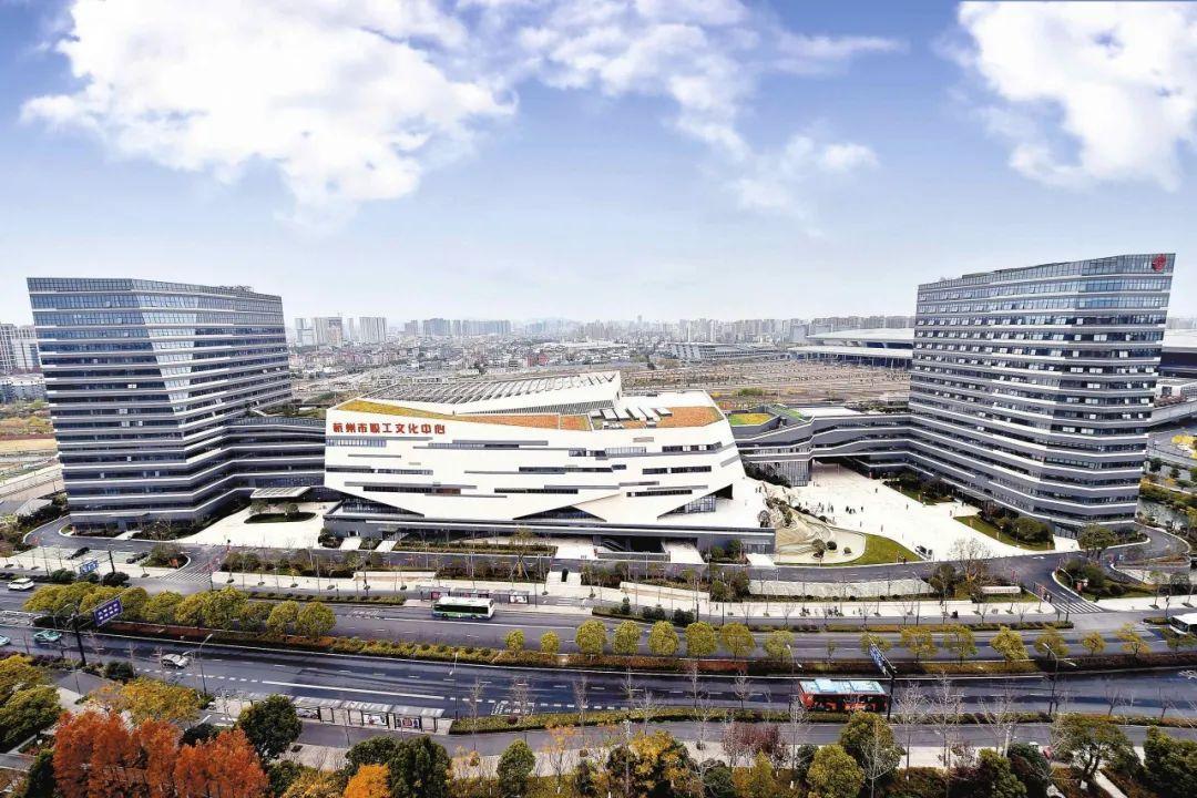 杭州图书馆职工书屋分馆正式对外开馆啦!