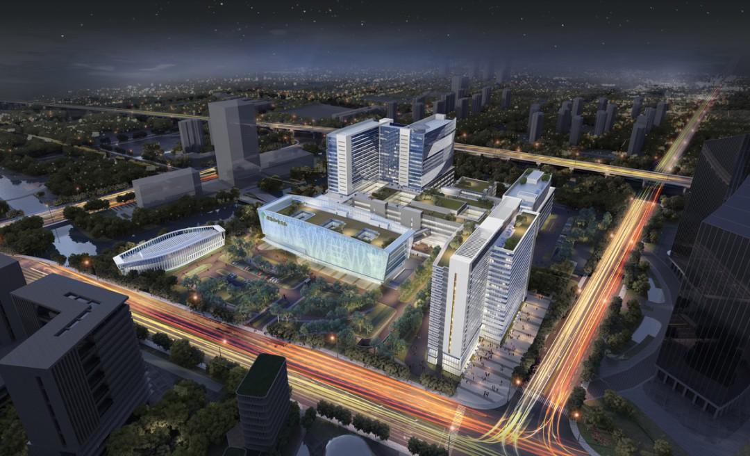 大城北地区未来将添新地标!今年将加快建设250个项目,新进展来了!