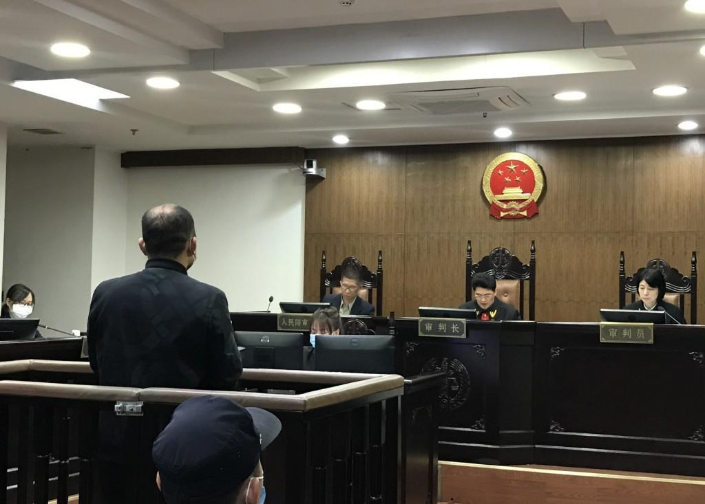 刚刚,坍塌杭州庆春路天桥的2名被告人判了
