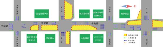 杭州机场轨道快线有新进展!明天起,这片区域出行有变化!