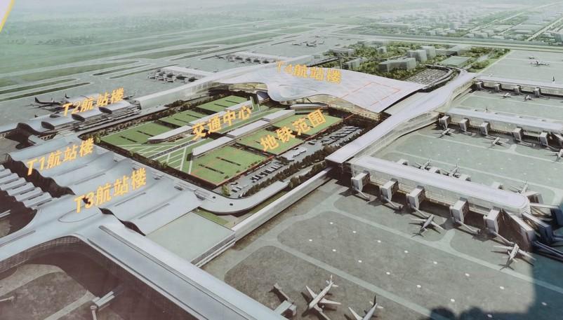 地铁1号线三期有新进展,机场通地铁的时间近了图3