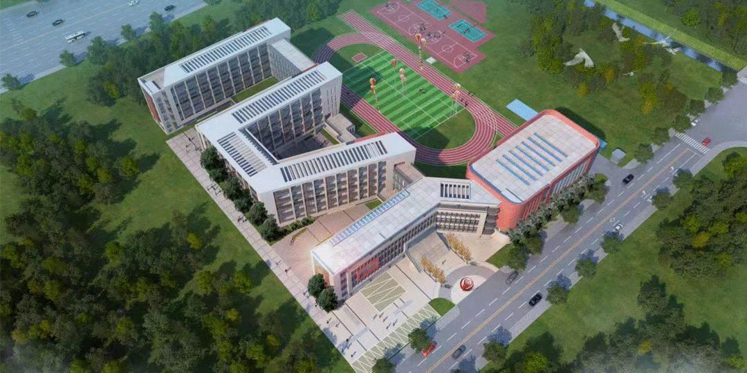 好消息!今年杭州一大批新学校建成或投入使用,有你家附近的吗?