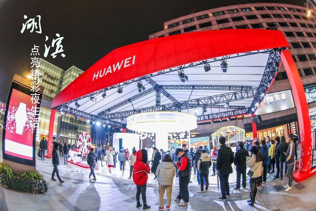 """杭州湖滨步行街又要升级!6月开启新""""夜市""""模式!"""