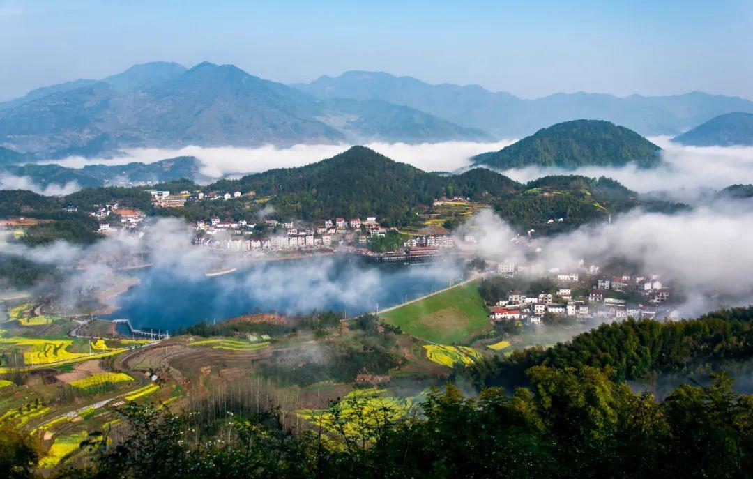 """惊艳!杭州居然有这么多无敌云海景观!一起解锁""""天空之城""""!"""