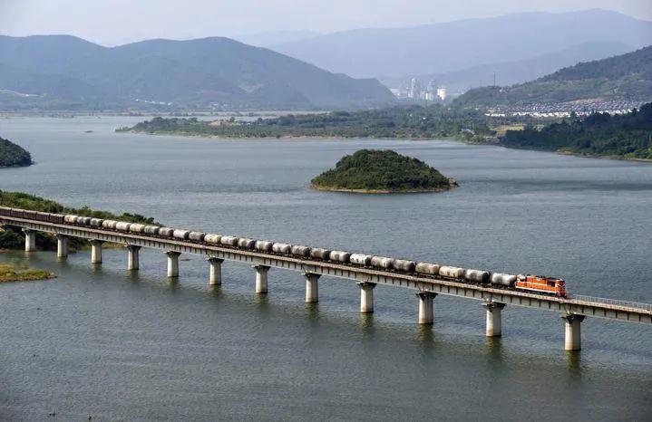 """浙江这些""""最美铁路""""你都去过吗?"""