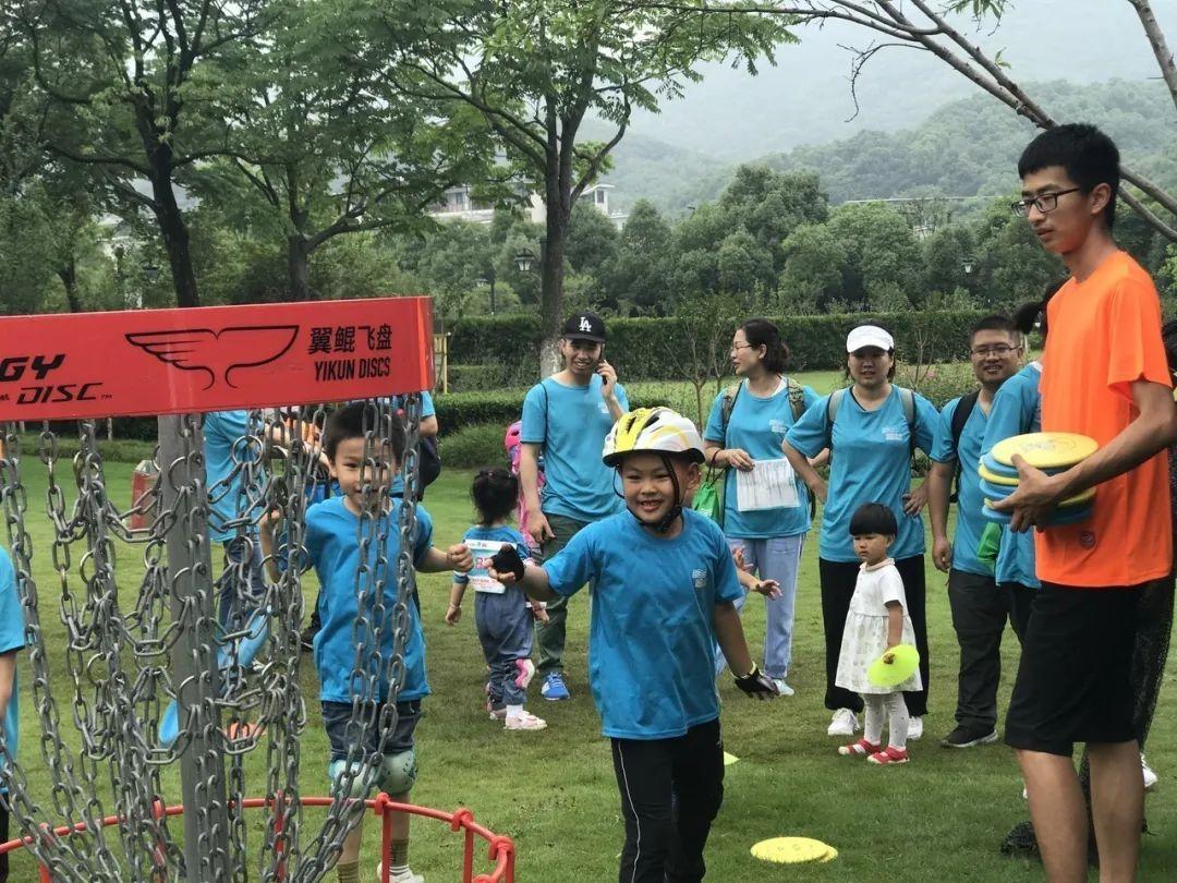 江干区首届绿道休闲亲子跑活动派对来袭!快带孩子来体验吧!图3