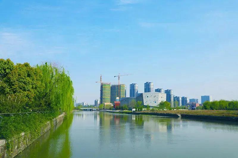杭州北塘河畔及周边区域提升改造工程正式启动,看看有哪些美景吧!图1