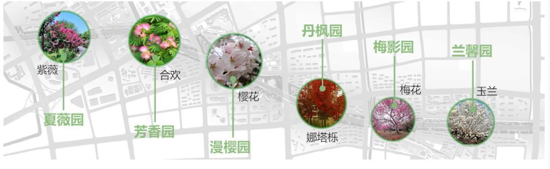 杭州北塘河畔及周边区域提升改造工程正式启动,看看有哪些美景吧!
