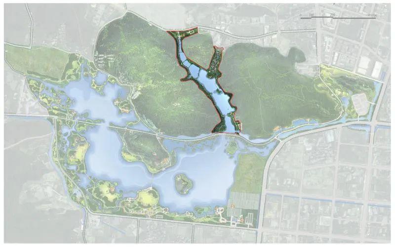 杭州新增一个公园——里湖公园,预计下个月开园!图1