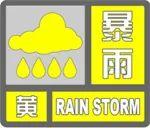 """刚刚,暴雨黄色预警!气温冲向35℃+!梅雨季""""桑拿天""""上线!"""