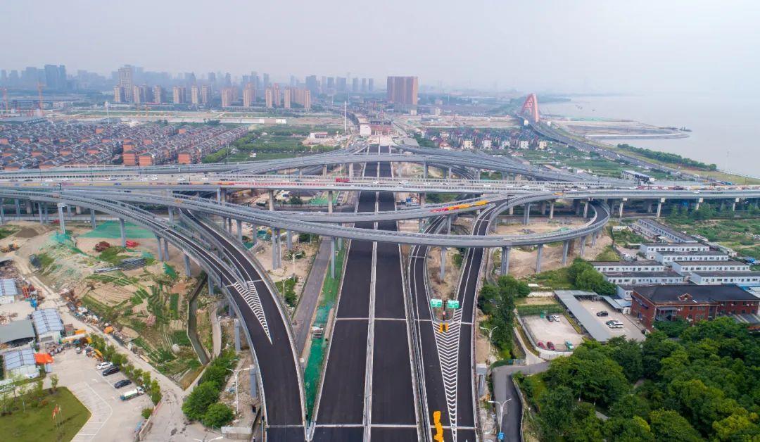 钱塘快速路有新进展!又一过江通道要来了,何时建成?