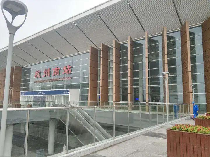 全国铁路7月1日实施新图! 这些车从杭州南站开