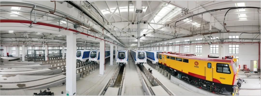杭海城际铁路定于2021年7月3日建成通车