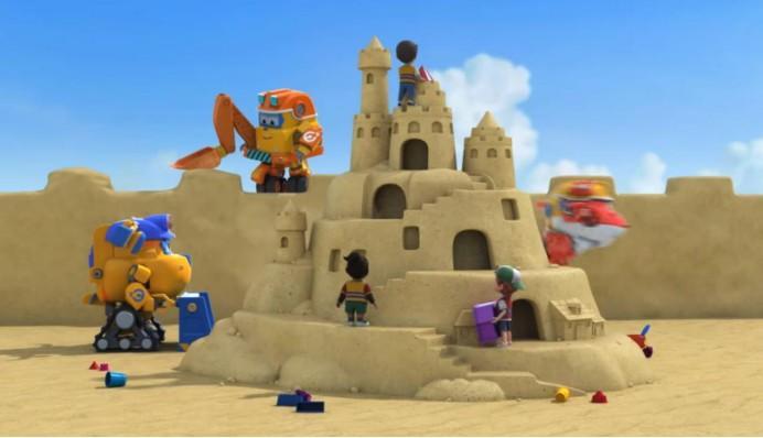 全国首个超级飞侠奇境乐园落户城西银泰,还有小黄人展!图2
