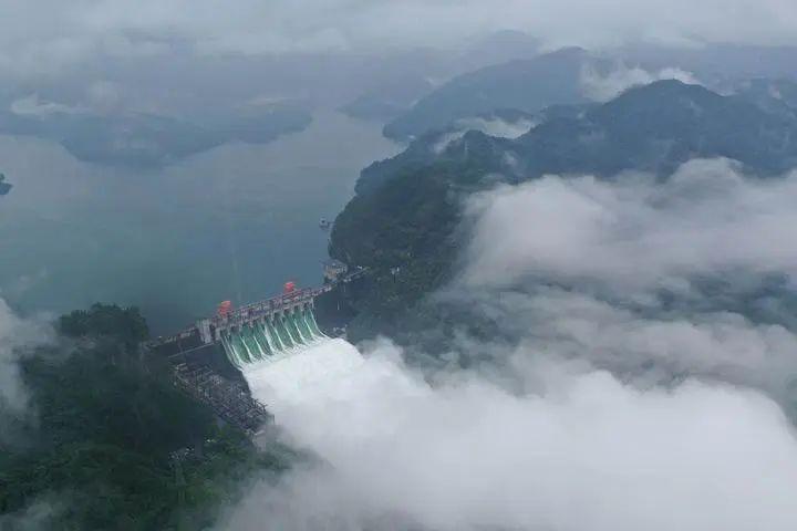 最大洪峰预计于今晚11时到达富阳,浙江发布桐庐站洪水黄色预警