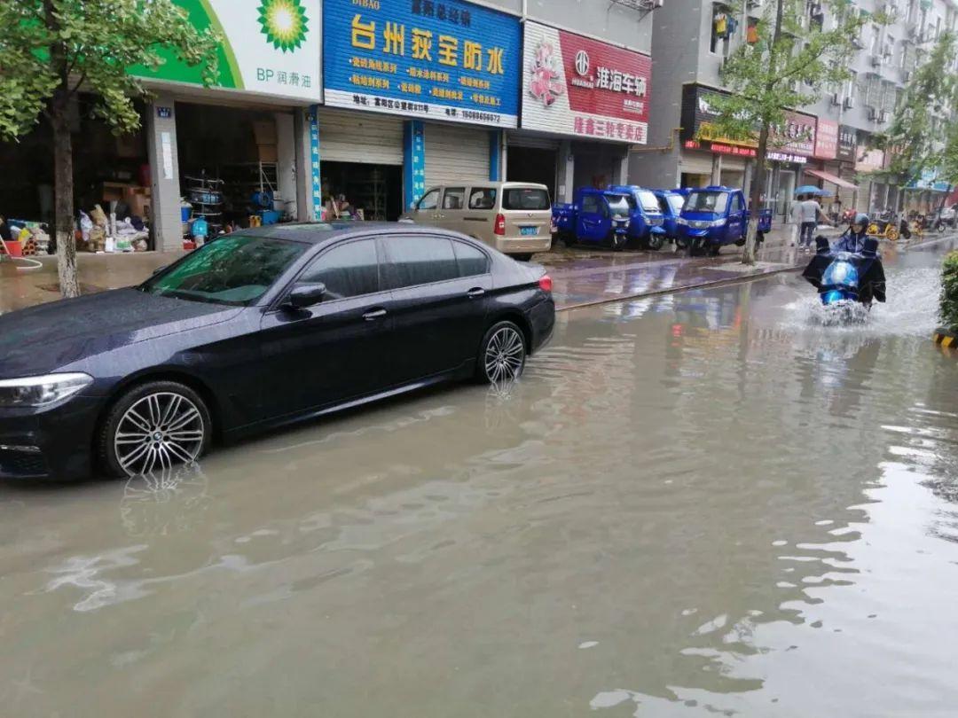 富春江富阳站最新水位,防汛正处关键时期,决不能松懈