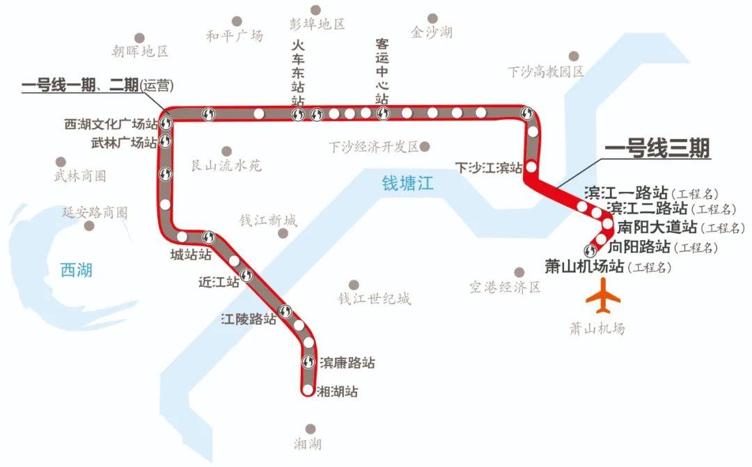 """杭州地铁多条线路迎来重要节点!四处实现""""洞通""""目标!图2"""