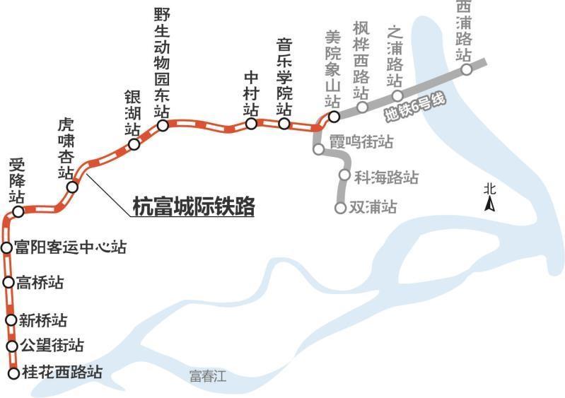 """杭州地铁多条线路迎来重要节点!四处实现""""洞通""""目标!"""