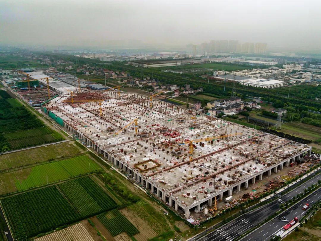 地铁7号线、机场轨道快线有新进展!13万方超大停车场未来要变成这样