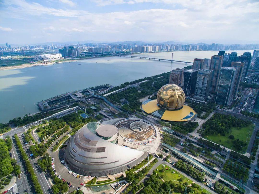 """全省首个!楼宇经济综合评价有了""""杭州标准""""!"""