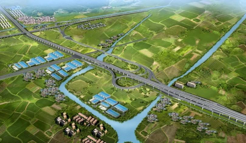 杭州望梅高架路二期工程开工,与杭州中环相接!计划2022年7月底前完工