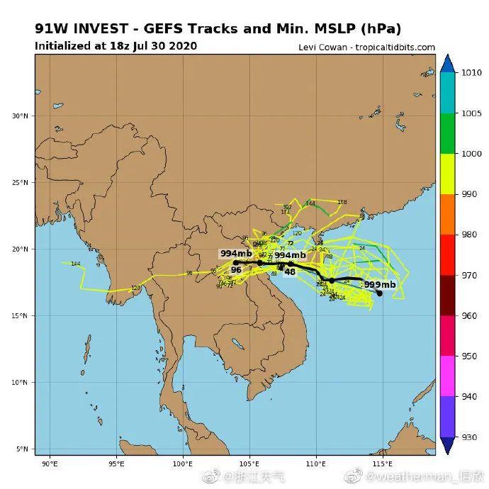 浙江继续发布高温预告!8月,我国将进入台风活跃期