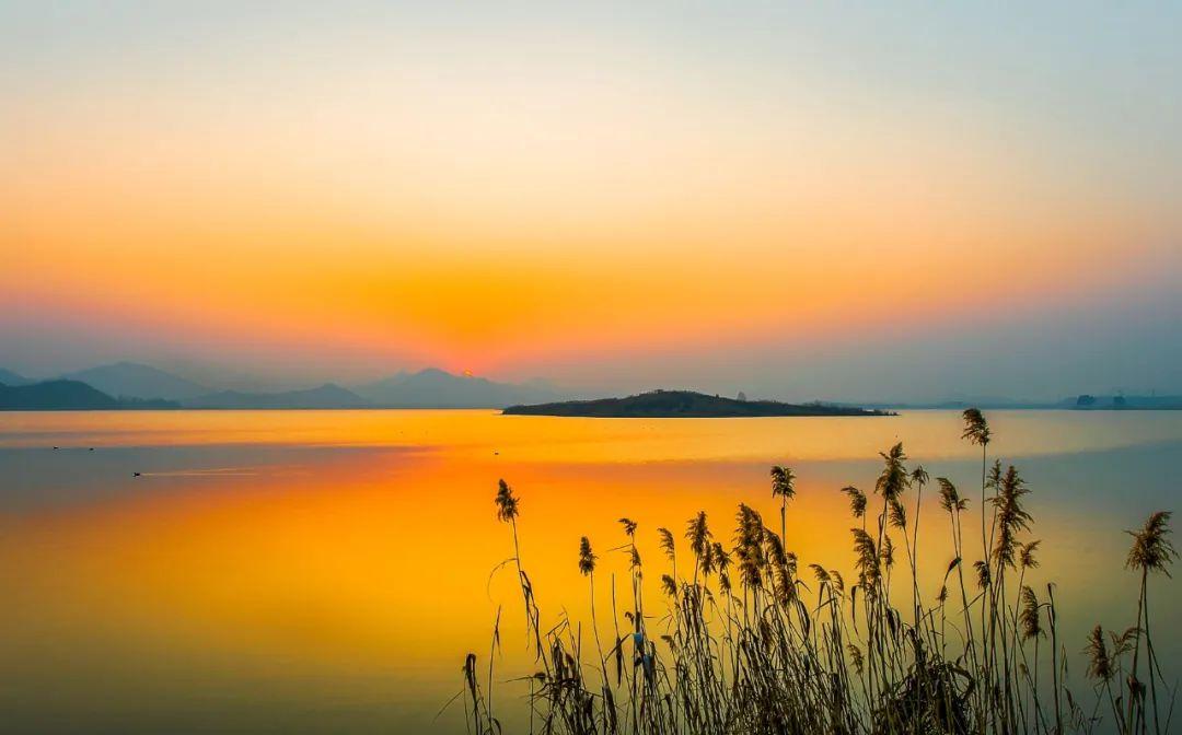 """杭州七位美丽的湖泊""""仙子,你最喜欢哪个?"""