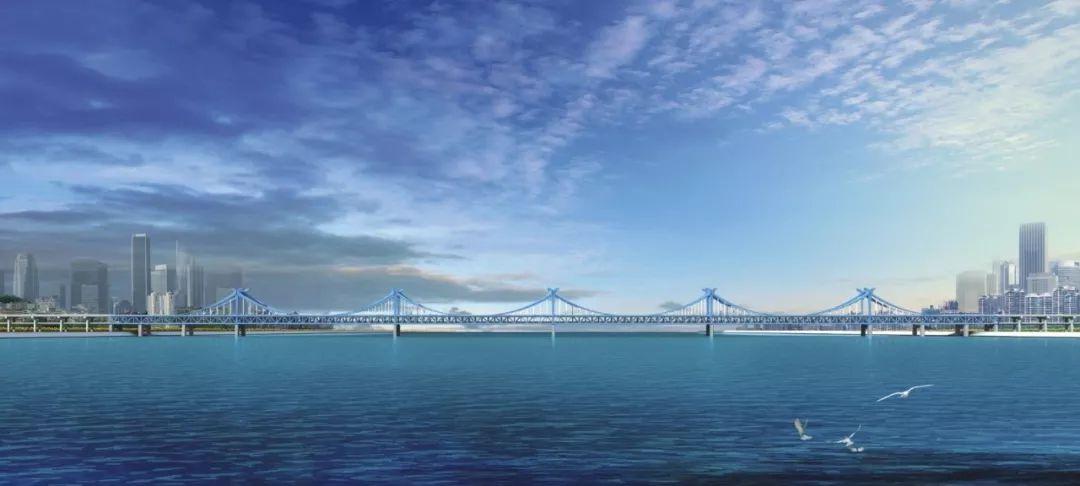 杭州钱塘江新建大桥新进展!未来串联萧山机场、杭州东站、铁路西站!