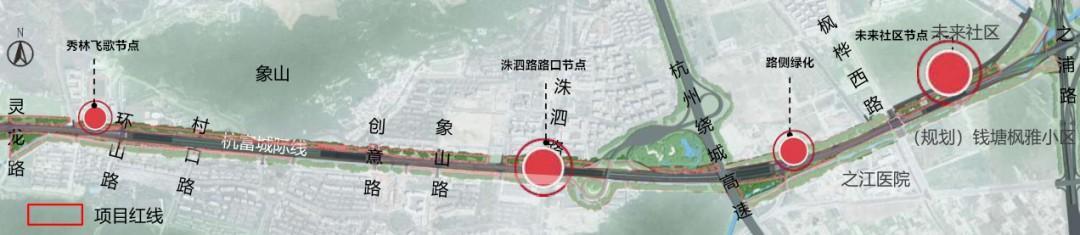 未来穿越之江新城只要12分钟,杭州这条快速路有最新进展,周边将有大变化!