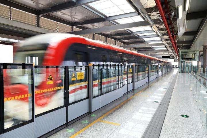 全国先例!杭州和绍兴地铁将实现无缝衔接!图2