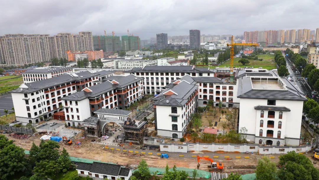 杭州又有一批新学校在建或年底投入使用!都在哪,离你家近吗?