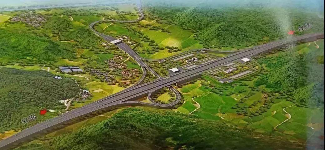 临安高速有新进展,预计2023年建成!未来临安到建德更快更方便!