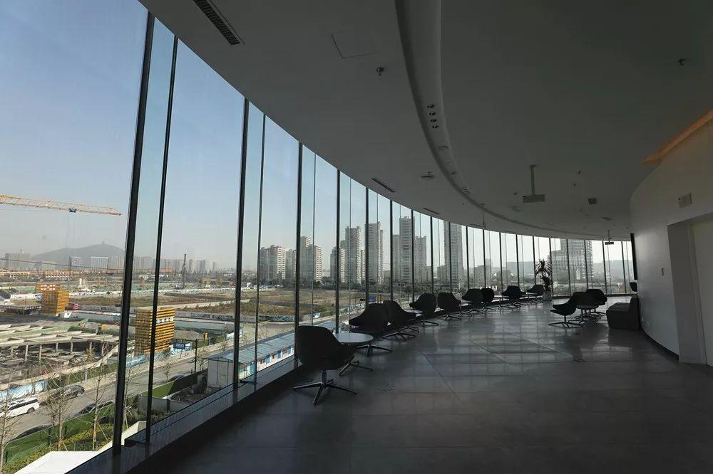 杭州拱墅区地标级建筑——智慧网谷小镇城市客厅可预约参观啦!