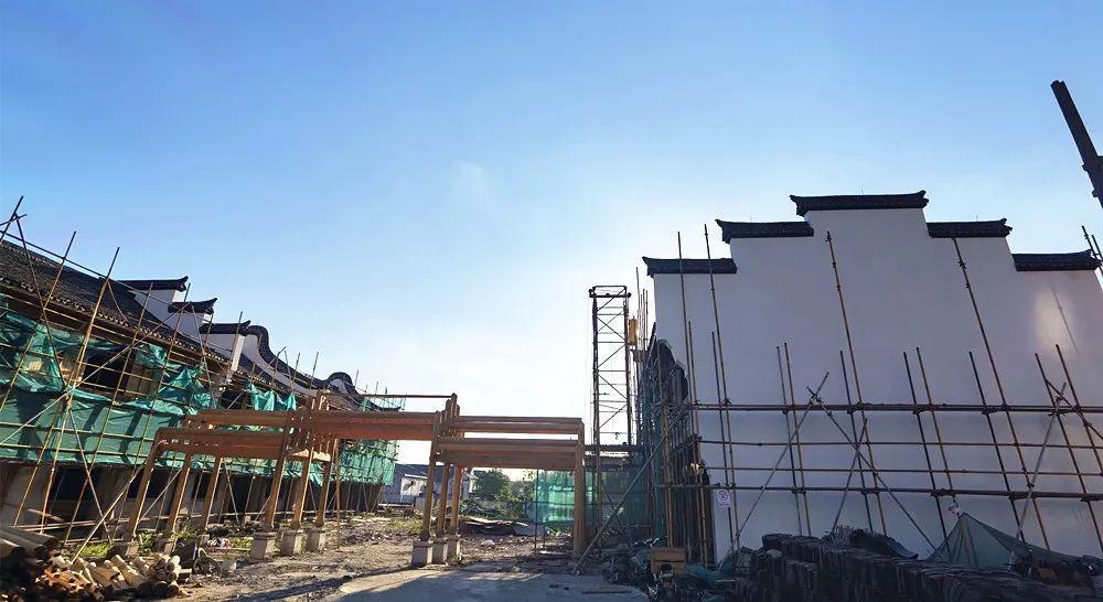 """杭州拱墅再建一条""""老街""""——义桥老街!全貌还原古运河集市!"""