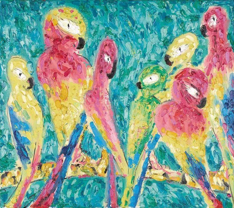 第十三届杭州艺博会在浙江展览馆展出