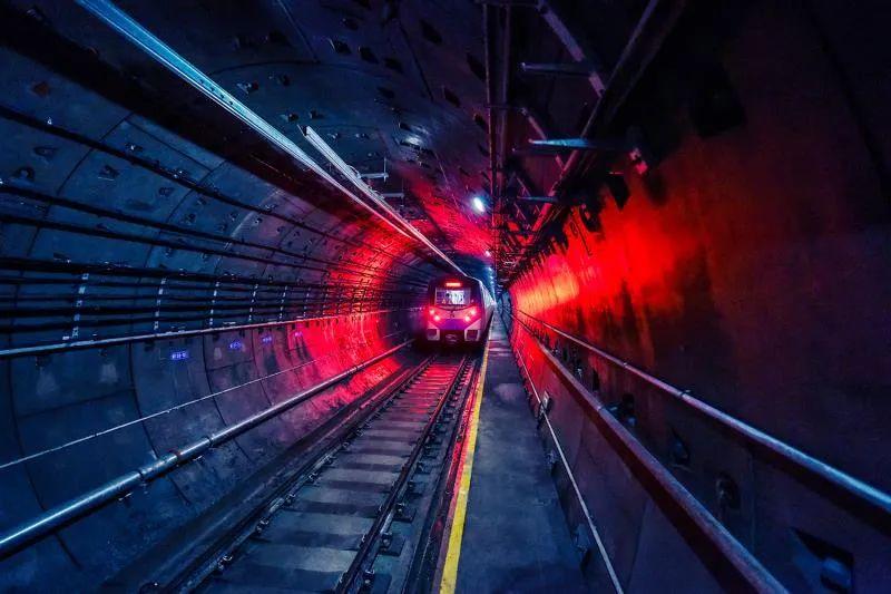 """杭州地铁6号线""""蓝胖子""""亮相!另外2条线也有新进展"""