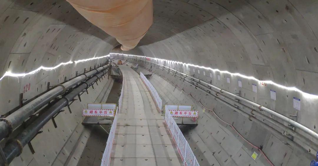 """杭州地铁8号线有新进展!通车后,""""穿越""""钱塘江两岸只需5分钟!图1"""
