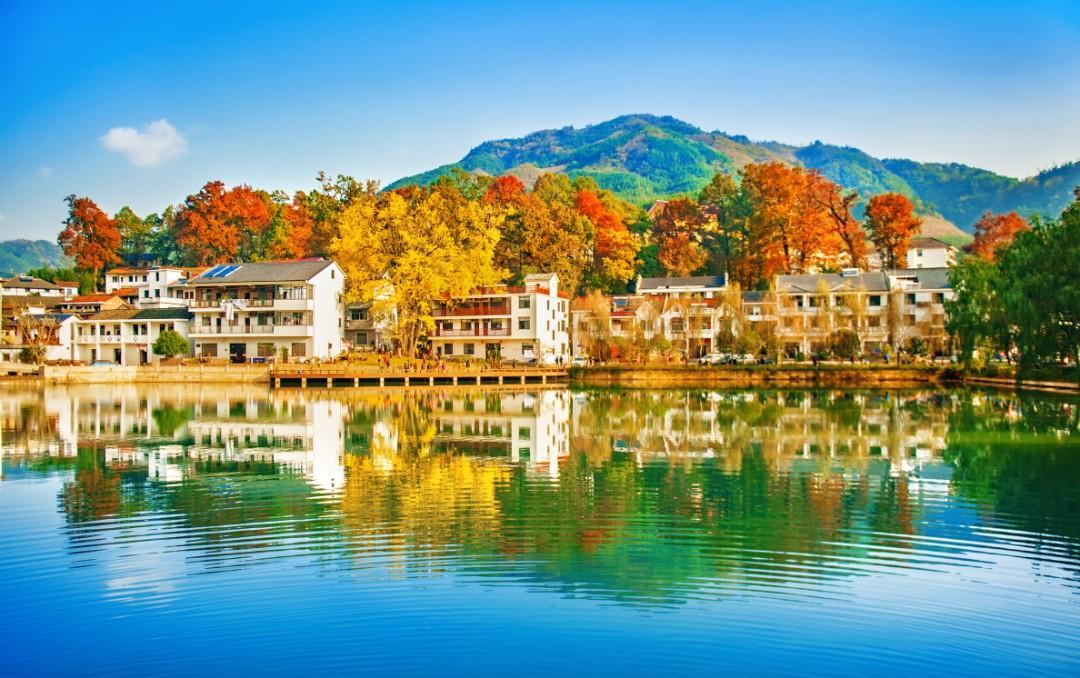 杭州已入秋,来看看杭州的秋天哪里最美?