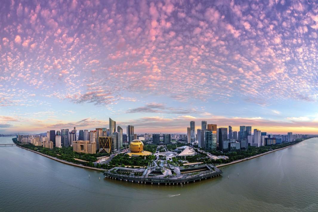 世界级滨水区域!三大景观走廊!钱塘江流域要这样建设,两岸建筑高度有要求
